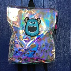 Sully Disney Translucent Backpack ☀️